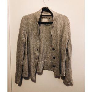Banana Republic Heritage Cashmere Sweater Blazer